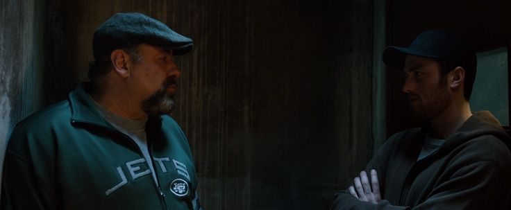 New York Jets hoodie worn by James Gandolfini in THE DROP (2014) - Movie Product Placement
