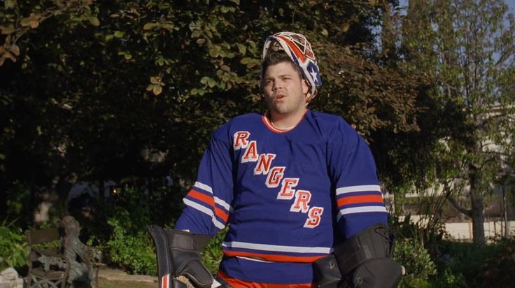 New York Rangers jersey worn by Jerry Ferrara in ENTOURAGE: ENTOURAGE (2004) - TV Show Product Placement
