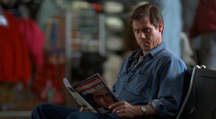 Newsweek magazine in GET SHORTY (1995) Movie Product Placement