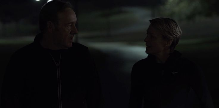 Nike jacket worn by Robin Wright in HOUSE OF CARDS: CHAPTER 14 (2014) TV Show Product Placement