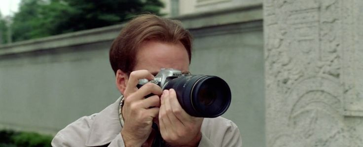 Nikon camera - National Treasure (2004) Movie Product Placement