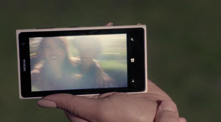 Nokia Lumia 1020 help by Priyanka Chopra in I CAN'T MAKE YOU LOVE ME (2014) Official Music Video Product Placement