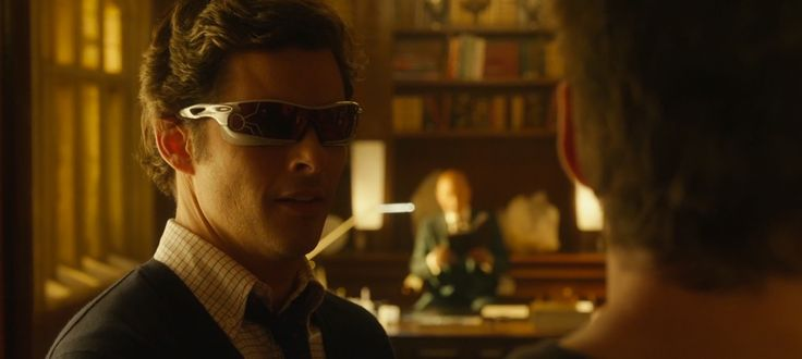 Oakley Radarlock sunglasses worn by James Marsden in X-MEN: DAYS OF FUTURE PAST (2014) Movie Product Placement