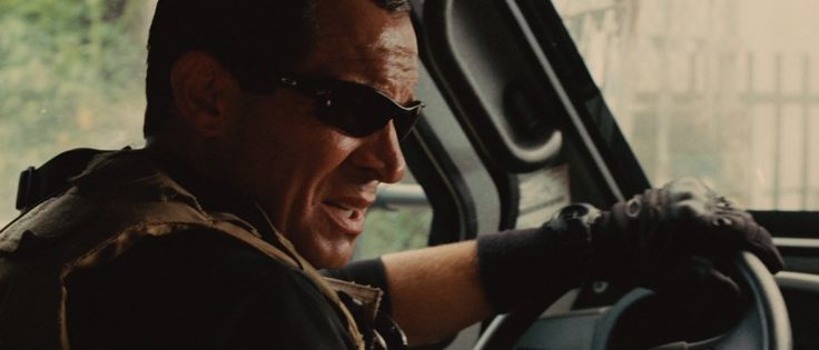 Oakley sunglasses and gloves worn by Yorgo Constantine in FAST FIVE (2011) - Movie Product Placement