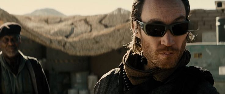 Oakley sunglasses worn by Callan Mulvey in Batman v Superman: Dawn of Justice (2016) - Movie Product Placement