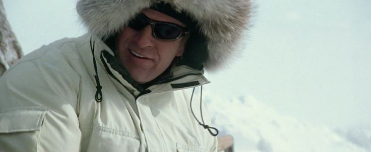 Oakley sunglasses worn by Sean Bean in NATIONAL TREASURE (2004) - Movie Product Placement