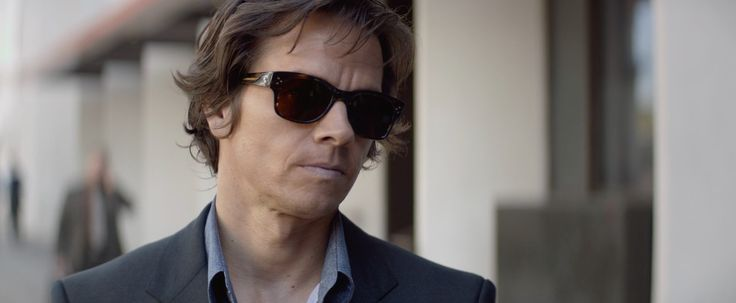Oliver Peoples 5242S Jannsson sunglasses worn by Mark Wahlberg in THE GAMBLER (2014) Movie Product Placement