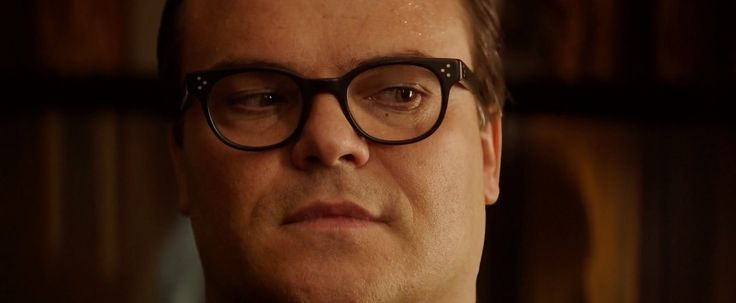 Oliver Peoples glasses worn by Jack Black in GOOSEBUMPS (2015) Movie Product Placement