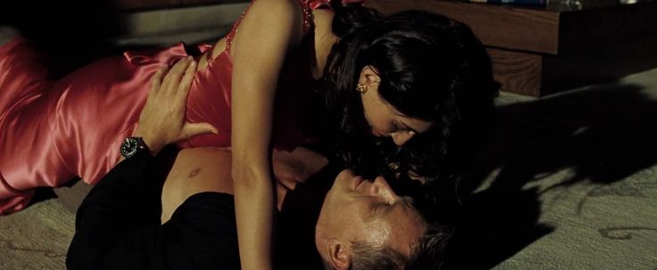 Omega Watches - Casino Royale (2006) Movie Product Placement