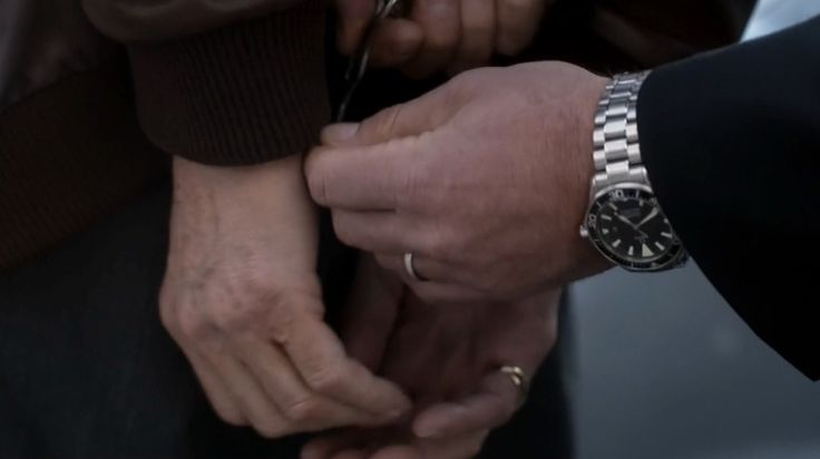 Omega Seamaster Watches - Ray Donovan TV Show Product Placement