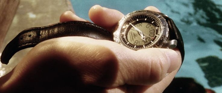 Omega Speedmaster X-33 Watches - Minority Report (2002) Movie Product Placement