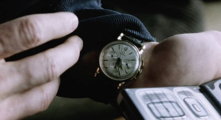 Omega Vintage Chronograph Watches - War of the Worlds (2005) Movie Product Placement