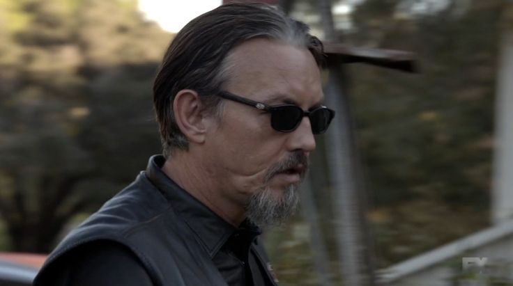 Original KD's 2120 sunglasses worn by Tommy Flanagan in SONS OF ANARCHY: FAITH AND DESPONDENCY (2014) TV Show Product Placement