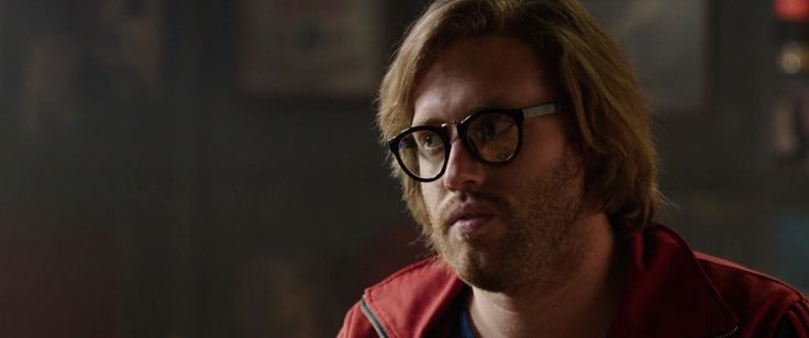 Oxydo OX 556 glasses worn by T.J. Miller in DEADPOOL (2016) Movie Product Placement
