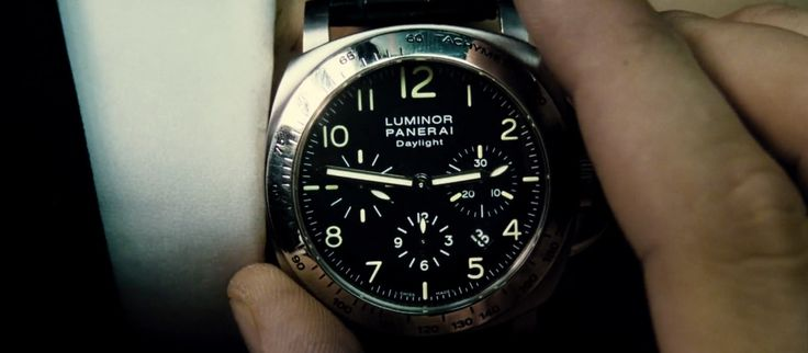 Panerai 196 Watches - Transporter 2 (2005) Movie Product Placement