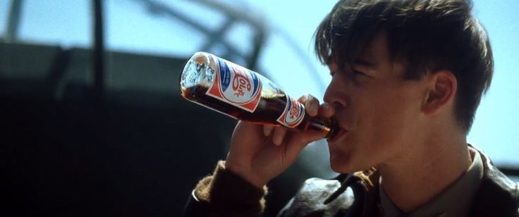 Pepsi - Pearl Harbor (2001) Movie Product Placement