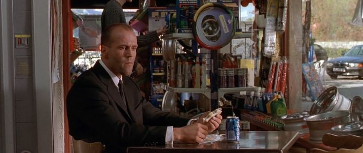 Pepsi soda - The Transporter (2002) Movie Product Placement