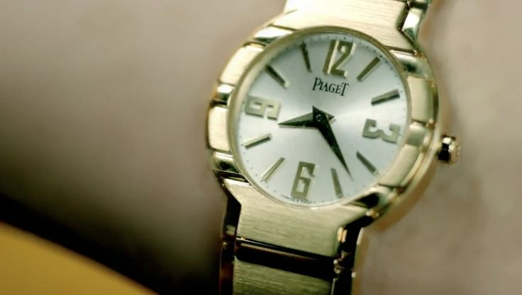 Piaget Watch - Jessie J - Domino Official Music Video Product Placement
