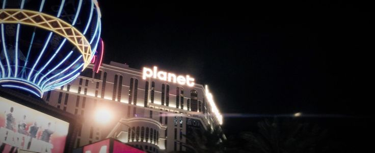 Planet Hollywood hotel & casino in WILD CARD (2015) Movie Product Placement