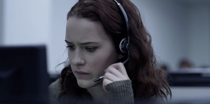 Plantronics HW301N EncorePro headset used by Rachel Brosnahan in HOUSE OF CARDS: CHAPTER 16 (2014) TV Show Product Placement