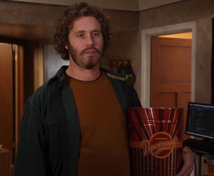 Popcornopolis Popcorn - Silicon Valley TV Show Product Placement
