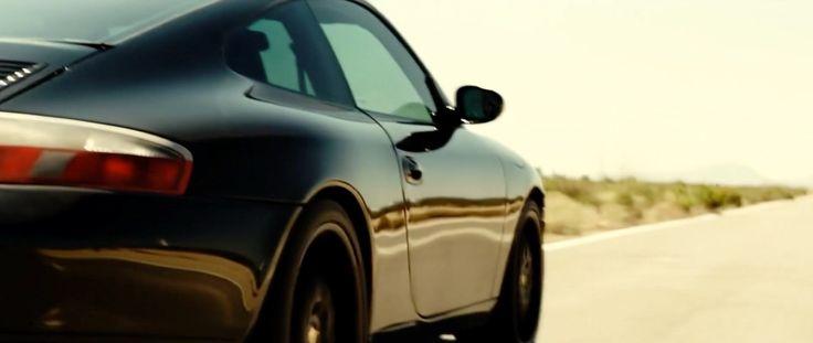 Porsche 911 Carrera [996] car in TAKEN 3 (2014) Movie Product Placement