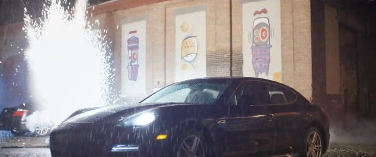 Porsche Panamera [970] car in BOBBY BITCH by Bobby Shmurda (2014) - Official Music Video Product Placement