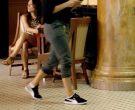 Puma shoes worn by Jennifer Lopez in PAPI (2011)