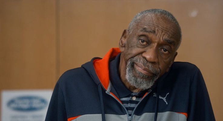 Puma tracksuit worn by Bill Cobbs in NIGHT AT THE MUSEUM: SECRET OF THE TOMB (2014) - Movie Product Placement