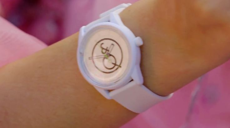 Q&Q Smile Solar Watches - Katy Perry - Birthday Official Music Video Product Placement
