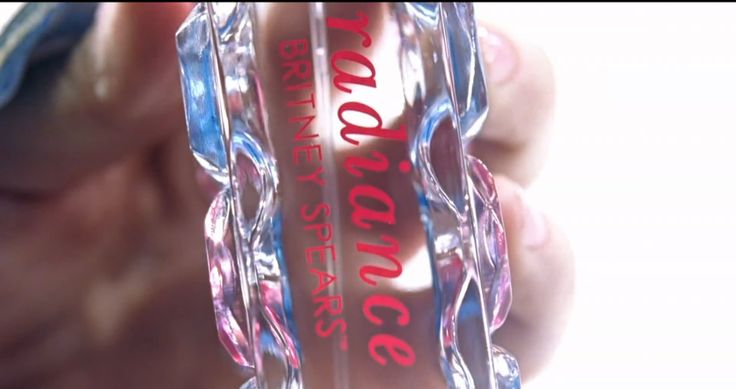 Radiance fragrance - HOLD IT AGAINST ME -  Britney Spears (2011) Official Music Video Product Placement