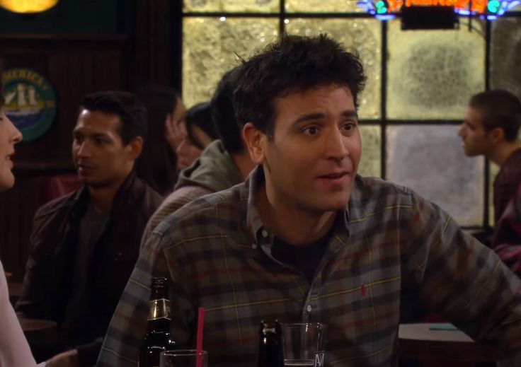 Ralph Lauren shirt worn by Josh Radnor in HOW I MET YOUR MOTHER: LOBSTER CRAWL (2012) TV Show Product Placement