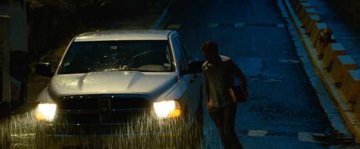 Ram 1500 driven by Justin Timberlake in RUNNER RUNNER (2013) - Official Music Video Product Placement