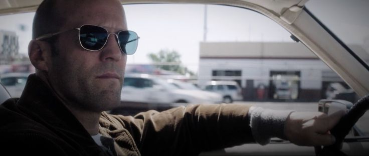Randolph Engineering Aviator sunglasses in WILD CARD (2015) Movie Product Placement