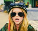 Ray-Ban Aviator sunglasses worn by Avril Lavigne in ROCK N R...