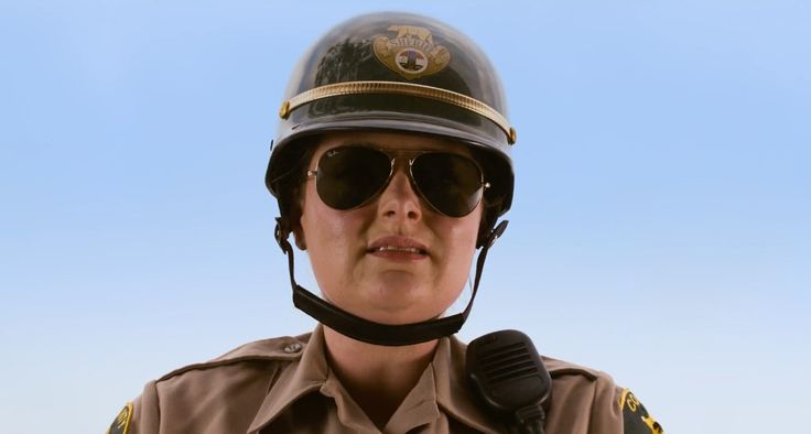 Ray-Ban sunglasses in Paul Blart: Mall Cop 2 (2015) Official Music Video Product Placement