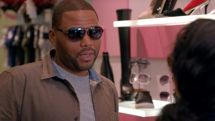 843324c776 Ray-Ban sunglasses worn by Anthony Anderson in BLACK-ISH  ANDRE FROM  MARSEILLE (2015)