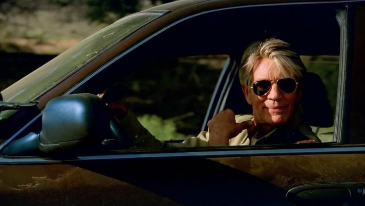 Ray Ban sunglasses worn by Eric Roberts in BITCH BETTER HAVE MY MONEY by Rihanna (2015) - Official Music Video Product Placement