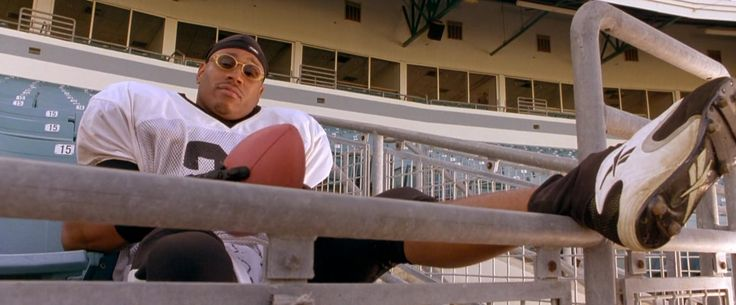 Reebok shoes worn by LL Cool J in ANY GIVEN SUNDAY (1999) - Movie Product Placement