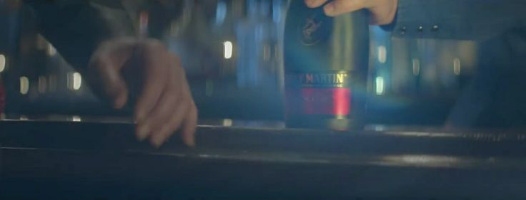 Remy Martin cognac in PRETTY LIL' HEART by Robin Thicke (2012) Official Music Video Product Placement