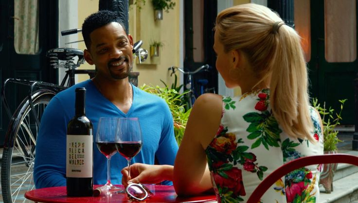 Matías Riccitelli Republica del Malbec wine in FOCUS (2015) Movie Product Placement