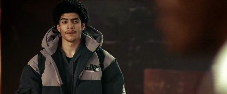 Rocawear coat worn by Rick Gonzalez in COACH CARTER (2005) Movie Product Placement