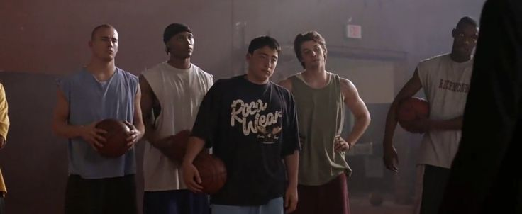 Rocawear shirt in COACH CARTER (2005) Movie Product Placement
