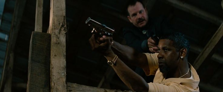Rolex Gold Day-Date President Watches - 2 Guns (2013) Movie Product Placement