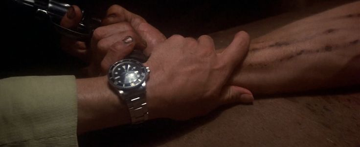Rolex Seadweller Watches - The Deer Hunter (1978) Movie Product Placement