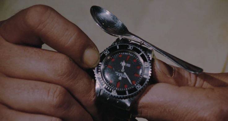 Rolex Submariner Watches - Live and Let Die (1973) - Movie Product Placement