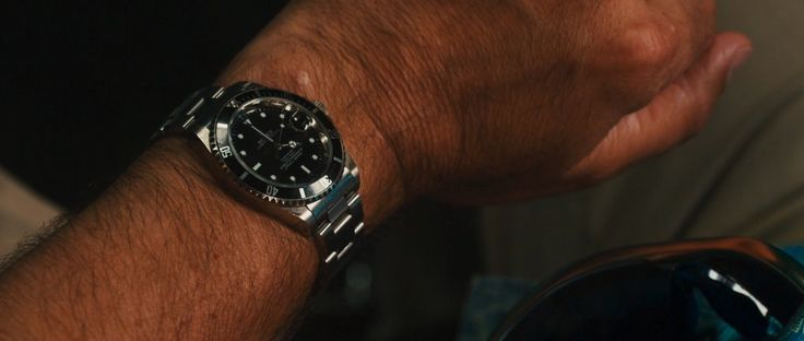Rolex Submariner Watches - Casino Jack (2010) Movie Product Placement