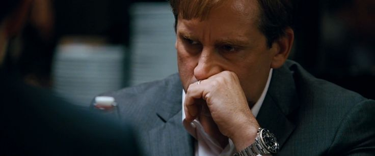 Rolex Submariner Watches - The Big Short (2015) Movie Product Placement