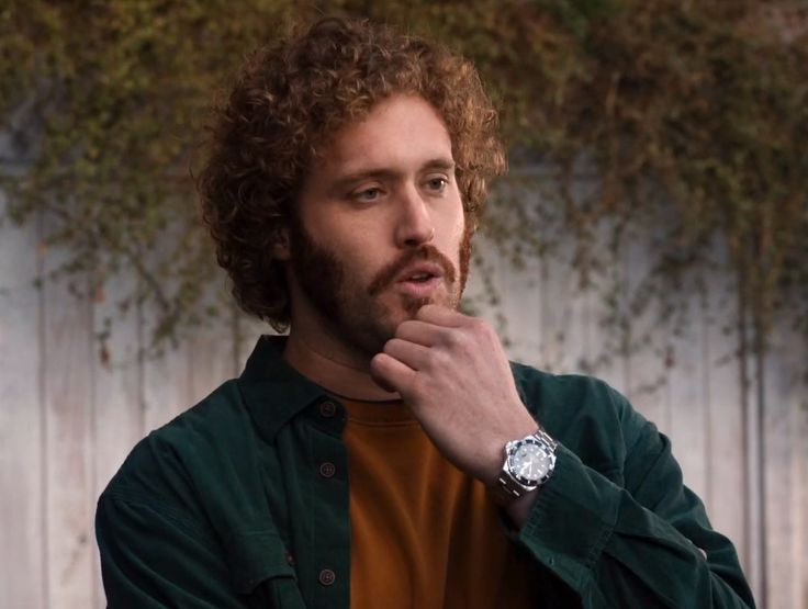 Rolex Watch - Silicon Valley TV Show Product Placement
