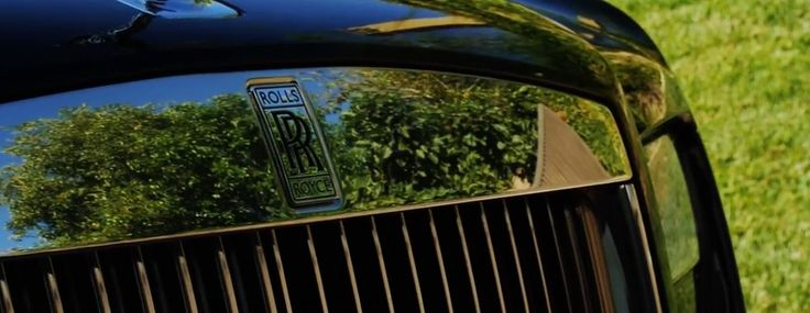 Rolls-Royce car in RAP $TAR by Tyga (2015) Official Music Video Product Placement